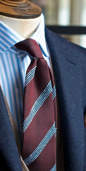 Corbata - Pajarita planchado
