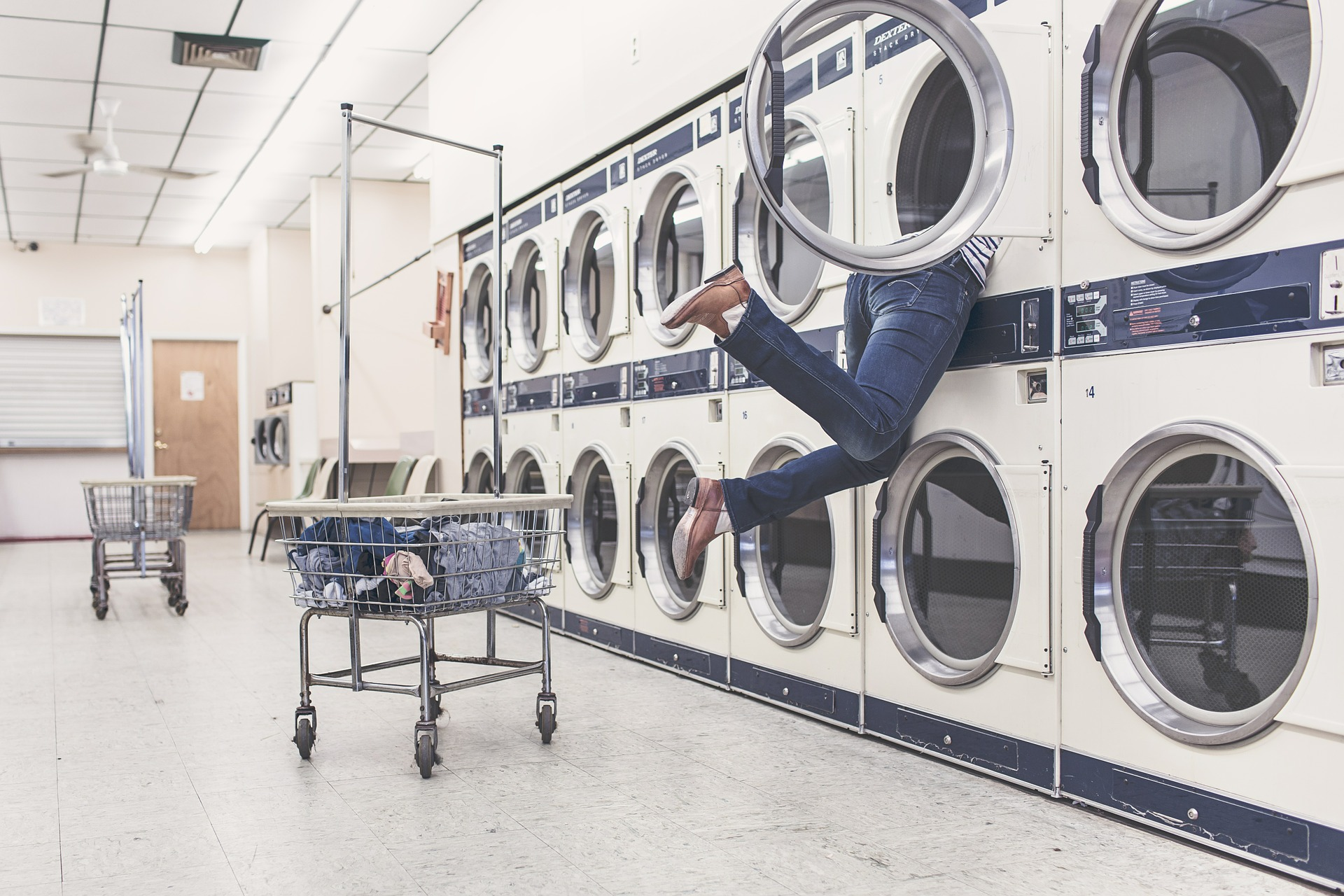 lavanderia para empresas