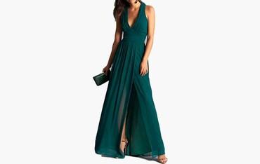 Planchado Vestido largo